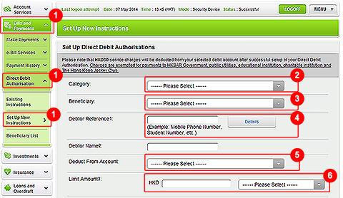how to set up direct deposit td bank