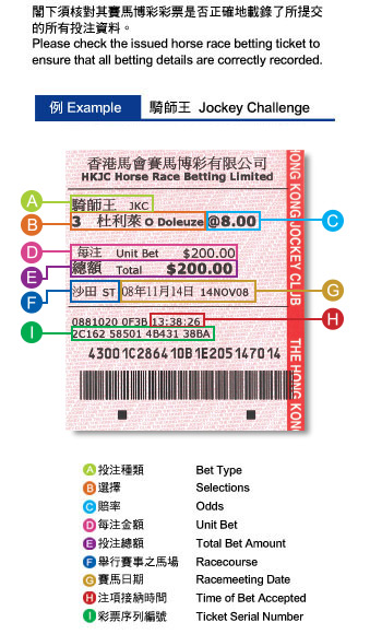 hkjc betting application